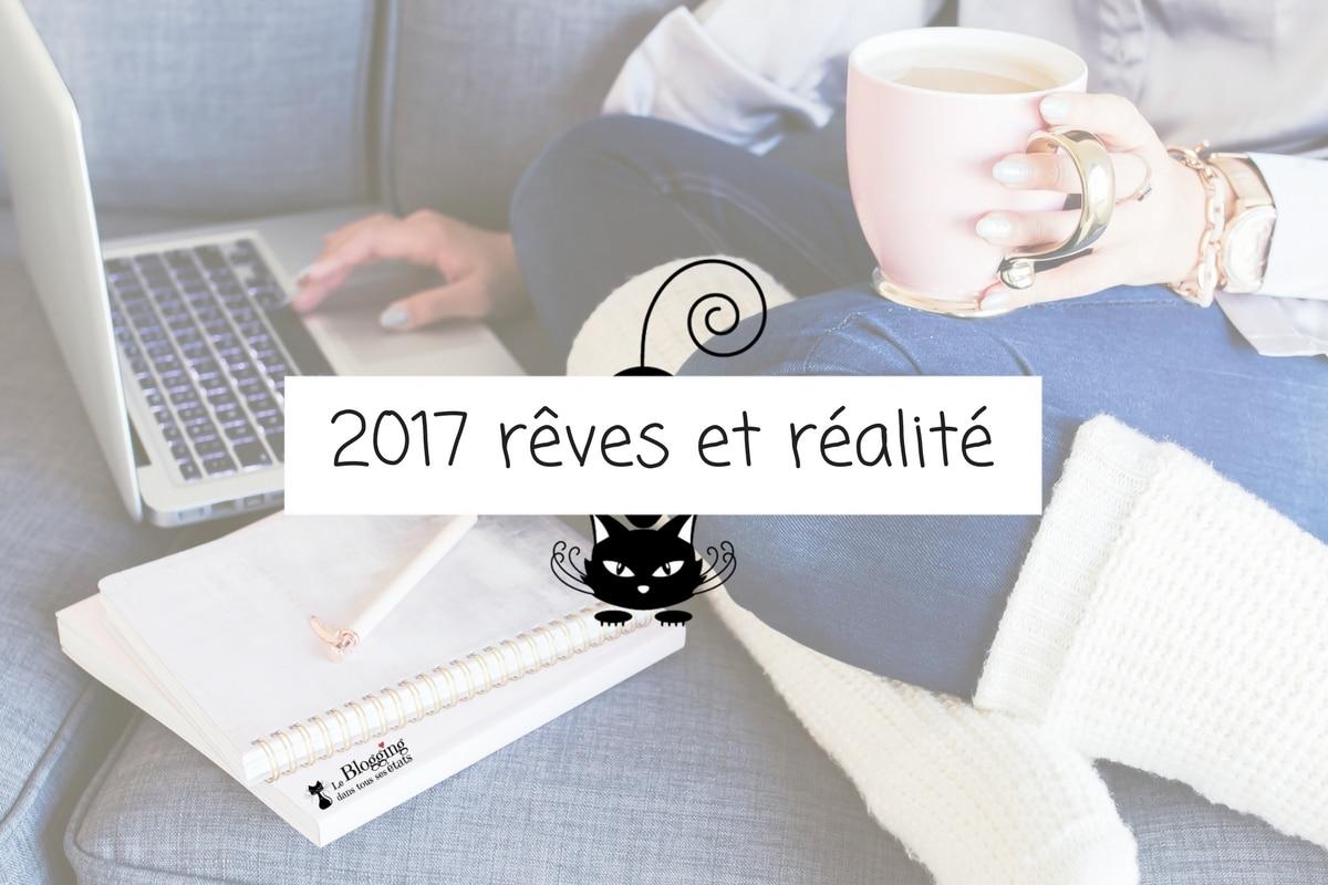 Mon blog, ma vie et moi en 2017
