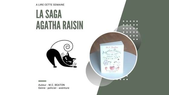 La saga Agatha Raisin