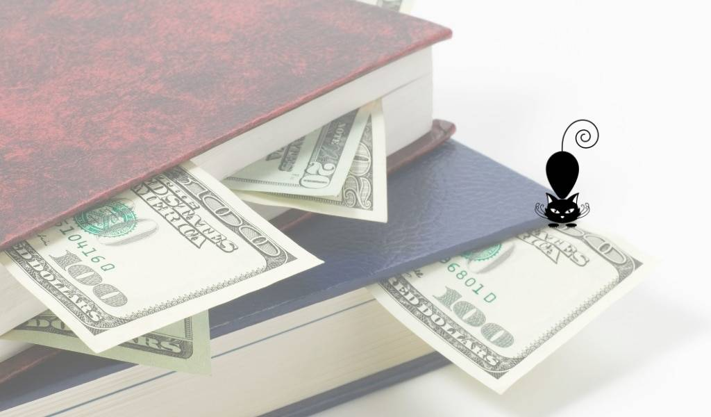déclarer toutes les sommes perçues de la vente de ses livres