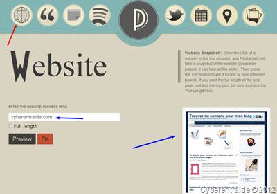 Pinstamatic-site-web-fonctions