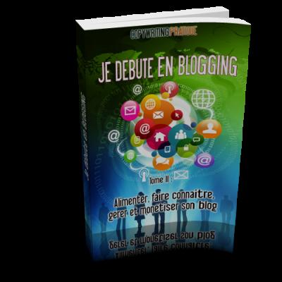 trouver du contenu pour bien débuter en blogging se faire connaître et enfin monétiser le tout