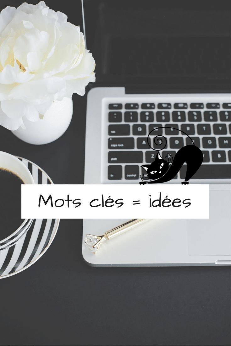 Des articles au top des idées plein le clavier