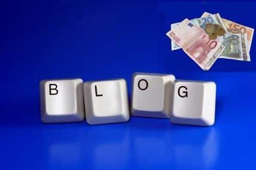Monétisation et publicité sur un blog