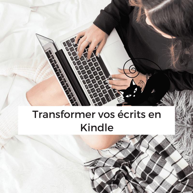 4 modules pour faire de votre Kindle un livre à succès