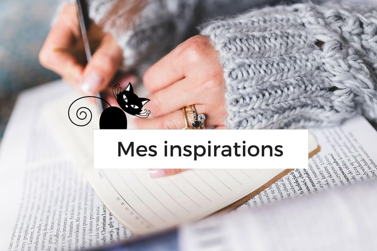 Le Blogging et mes inspirations : une histoire vraie