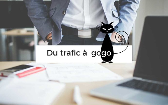 retrouver du trafic grâce aux mots clés